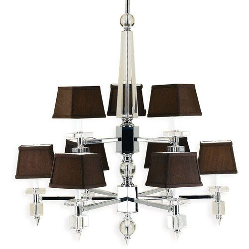 41 best lighting chandeliers and pendants images on pinterest candice olson cluny 9 light chandelier aloadofball Gallery