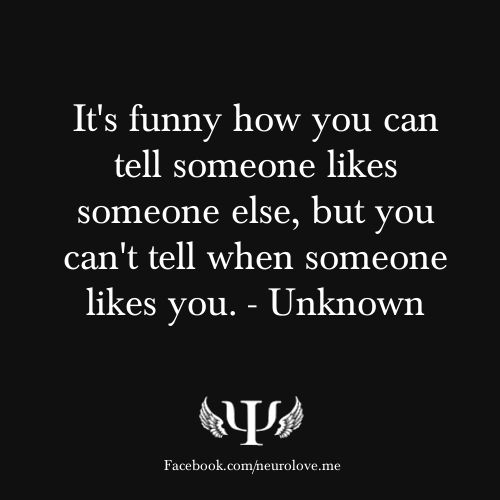 how to tell someone u really like them