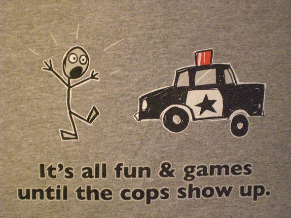 Police Jokes | Police Humor June