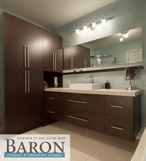 Salle de bain, armoire, meuble, vanité, rénovation de salle de bain à Québec, Lévis