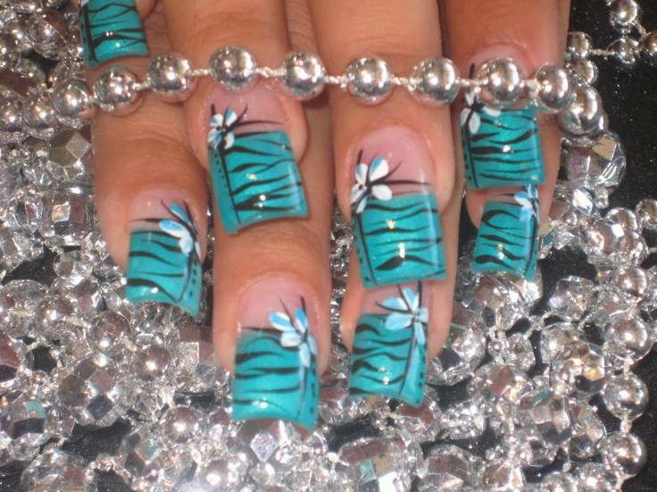 Choice nail art