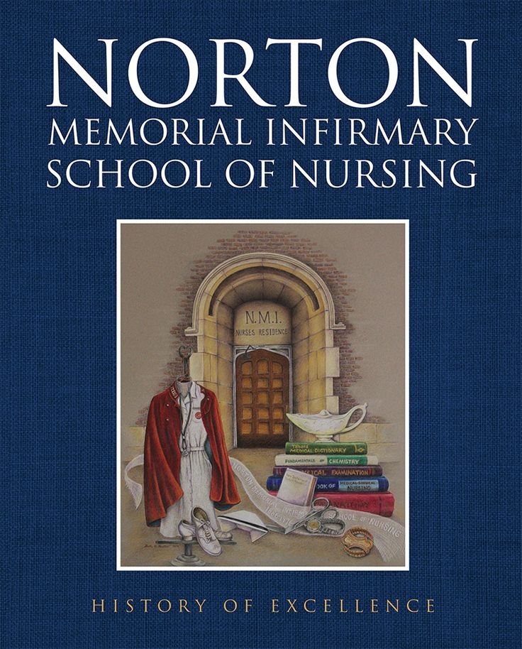 Norton Memorial Infirmary School of Nursing: History of Excellence. On New Year's Day 1886, the Norton Memorial Infirmary School of Nursing — the first nursing school in Kentucky — opened its doors in Louisville. Over the next 90 years, more than 1,500 young people prepared for careers as registered nurses. This book, compiled by four Norton graduates, takes the reader through major historical events, medical advances, vast cultural changes, and the evolution of the school. Hardcover, 192…