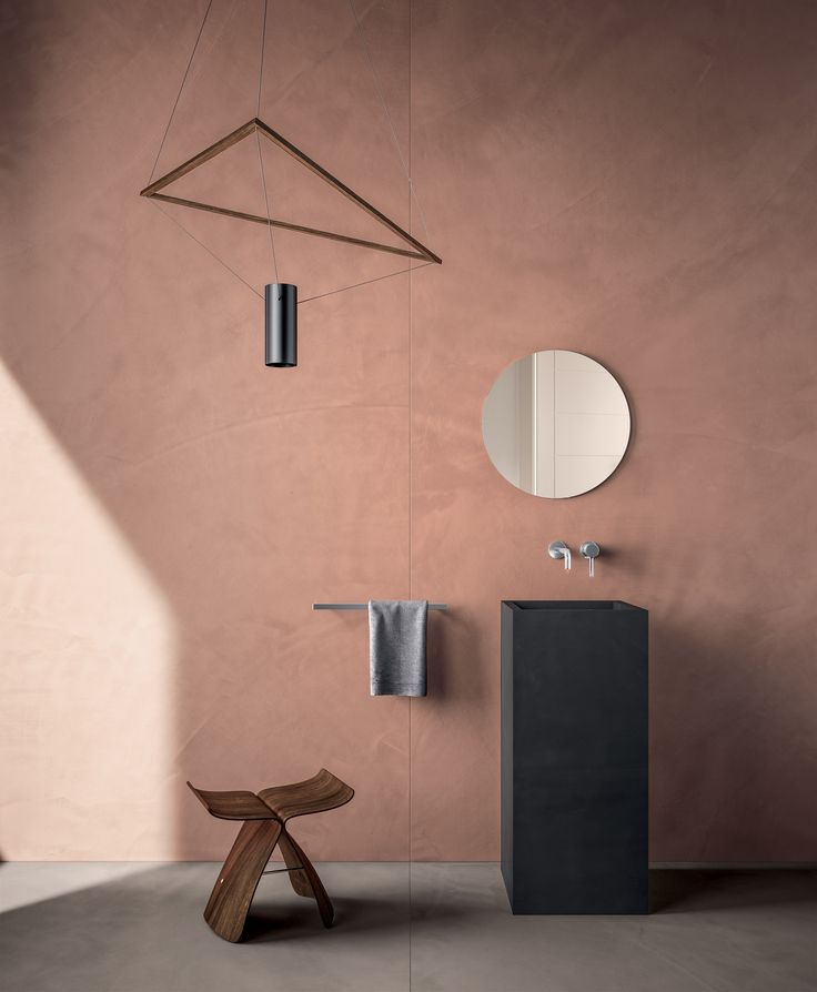 Res art By ceramica fondovalle, porcelain stoneware wall/floor tiles with concrete effect, res art Collection