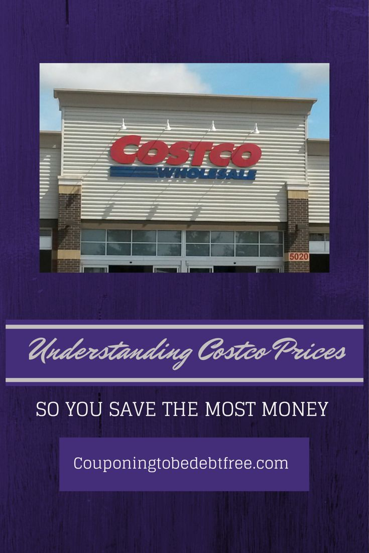 Who knew there was a way to decode Costco prices! #save #Costco #price www.couponingtobedebtfree.com