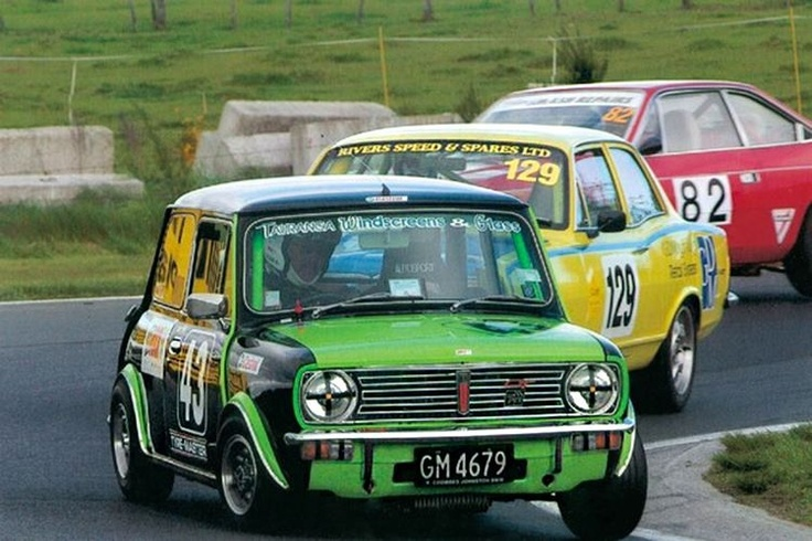 17 Best Images About Mini Story .04.The Clubman On
