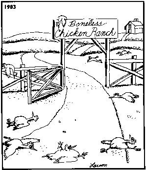 The Far Side...one of my favorites