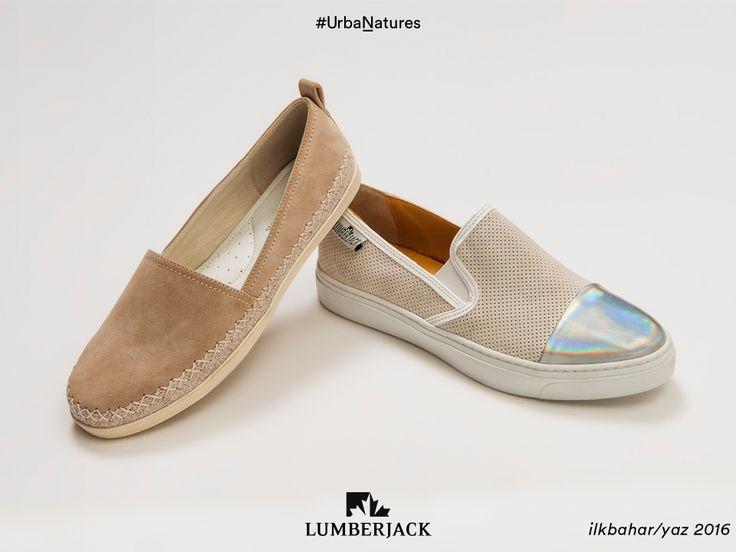 Parlak detaylar ve bahar renkleri...  #SS16 #urbaNatures #newseason #yenisezon #summer #spring #ilkbahar #yaz #fashion #fashionable #style #stylish #lumberjack #lumberjackayakkabi #shoe #shoelover #ayakkabı #shop #shopping #men #manfashion