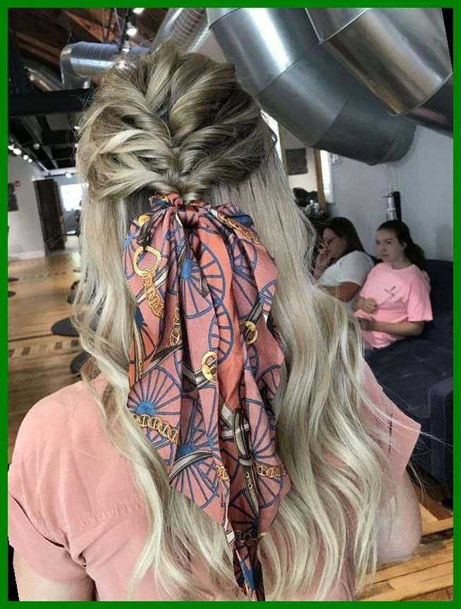 Cute Easy Hairstyle For Any Hair Length In 2020 Easy Hairstyles Hair Lengths Hair Styles