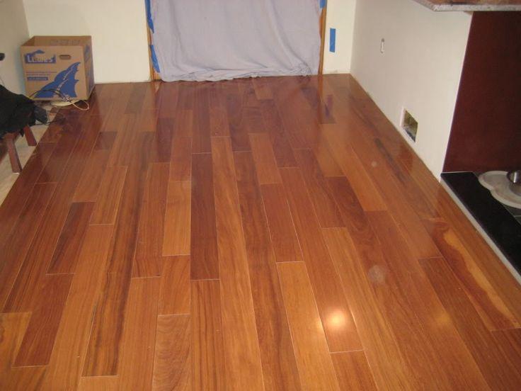 Bellawood Brazilian Teak Hardwood Flooring