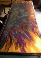 unicorn spit aura blast. I SOO want to get ALL the colors, & try my hand! *SWOON*!