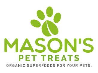 Mason's Pet Treats offers high end organic super food treats for your pets all while donating to local and global organizations promoting animal welfare.