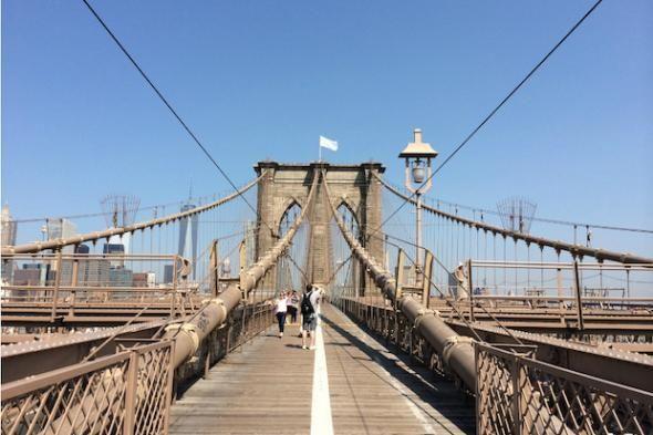 Δημιουργία - Επικοινωνία: Κατέβασαν την αστερόεσσα από τη γέφυρα του Μπρούκλ...