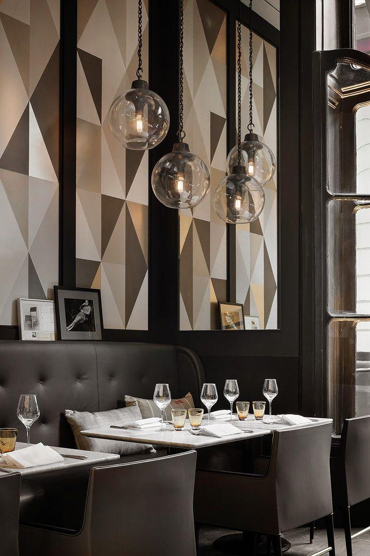 Yatzer Charles Zana Designs The New Cafe Artcurial 4