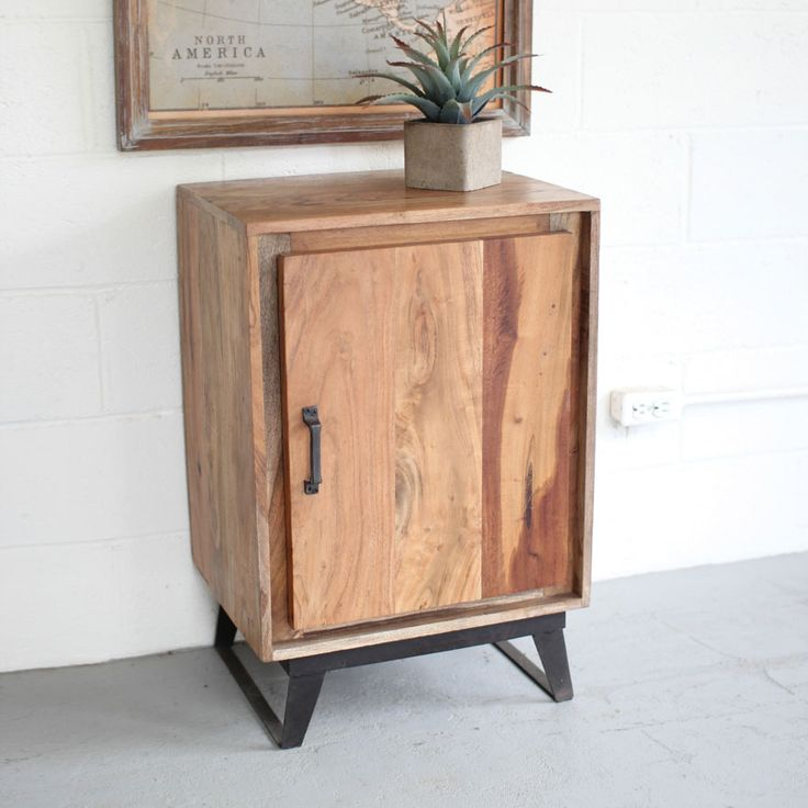 Single Door Side Cabinet Unique Modern Furniture Dot Bo Furniture Finds Pinterest