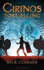 8 out of 10 stars for Cirinos Fortælling - skrifterne fra Safirhavet 1 by Nick Clausen #boganmeldelse #bookreview Read more reviews at http://www.boggnasker.dk