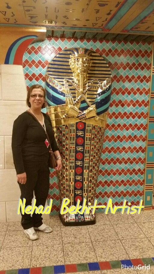 Ancient  Nehad Bekhit-Artist