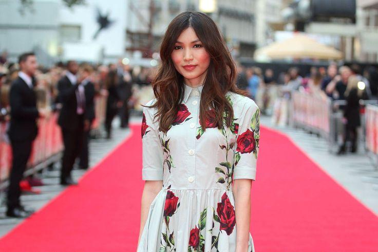 Gemma Chan reveals 'Humans' series 2 air date