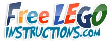 Free Lego Instructions. GREAT site with TONS of instruction manuals for lego sets.