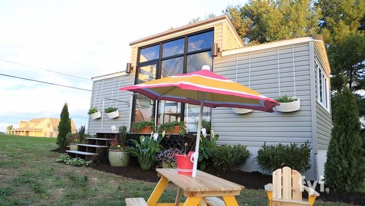 22 Best Tiny House Nation Images On Pinterest Small