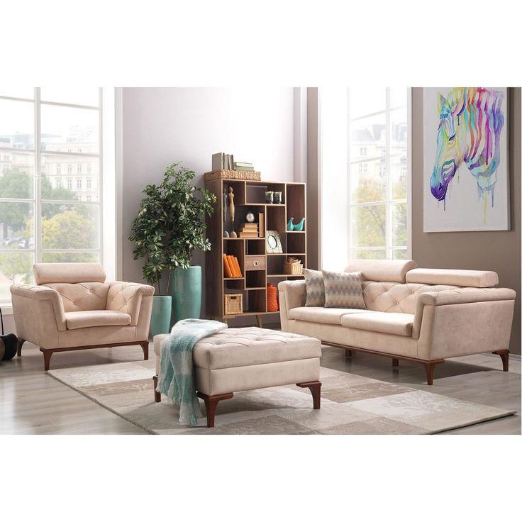 25+ parasta ideaa Pinterestissä Creme sofa design Creme sofa - asymmetrischer stuhl casamania