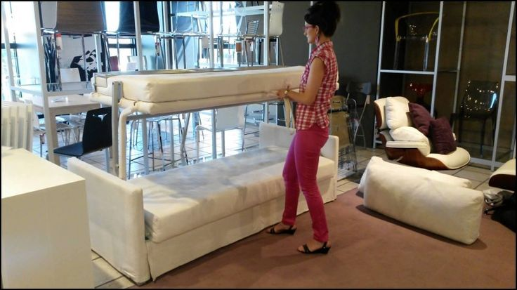 Couches that Turn Into Bunk Beds for Sale