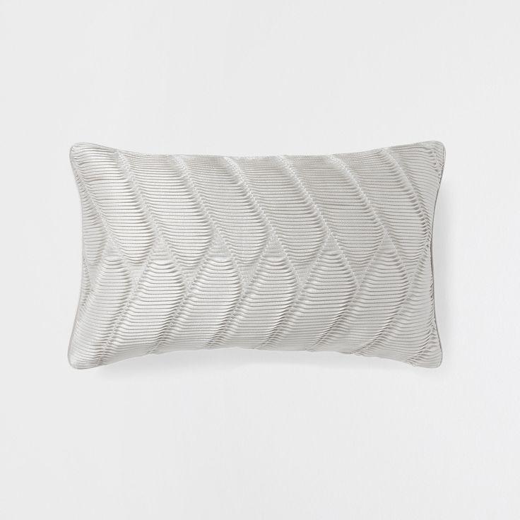 KATOENEN ZIJDEN KUSSEN - Kussens - Bed | Zara Home Netherlands