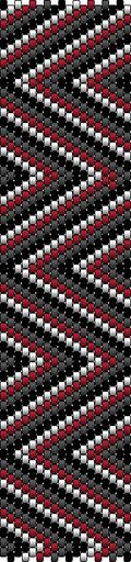 peyote stitch pattern | MyAmari