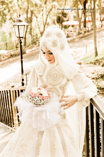 beautiful bride <3
