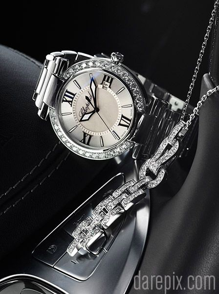 Chopard for Shine/Skitter Magazine 2013 Malcolm Dare Photography