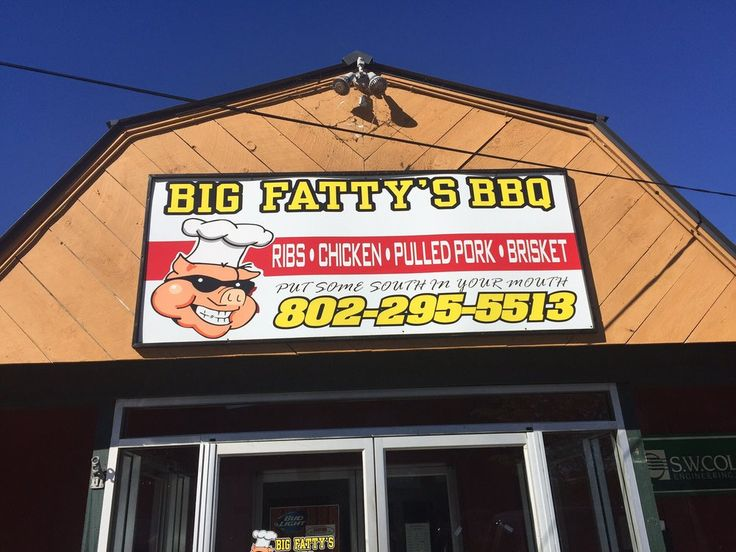 Big Fatty's BBQ - White River Junction, VT, United States