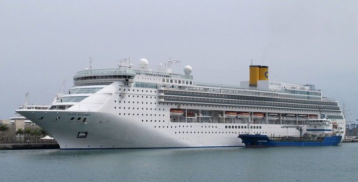 Costa Victoria To Debut In Singapore After Upgrade