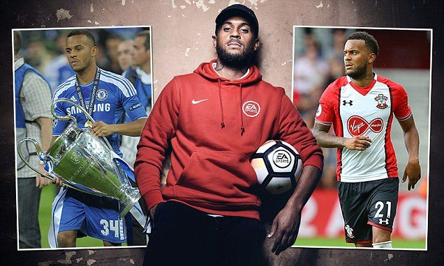 Ryan Bertrand: 'I didn't feel like a player at Chelsea'