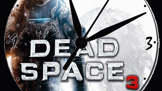 Dead Space 3 is coming out but, you want to see the hours