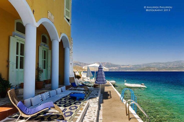 #Kastelorizo Mediterraneo #Boutique #Hotel