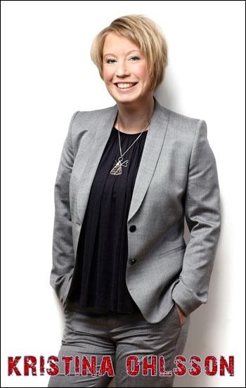 Interview met Kristina Ohlsson