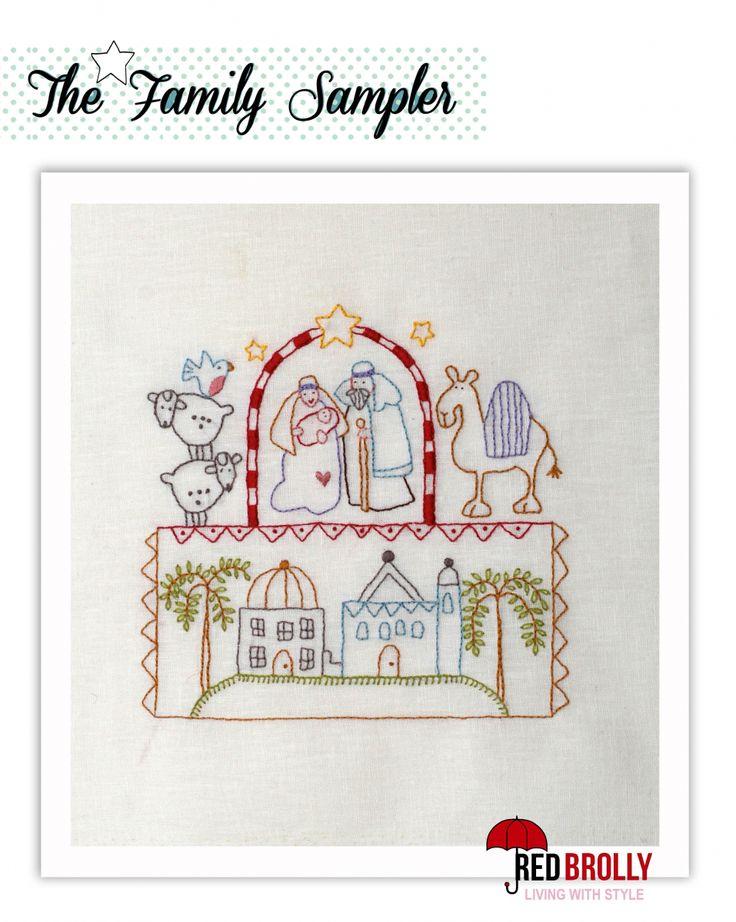 The Family Sampler. - Red Brolly