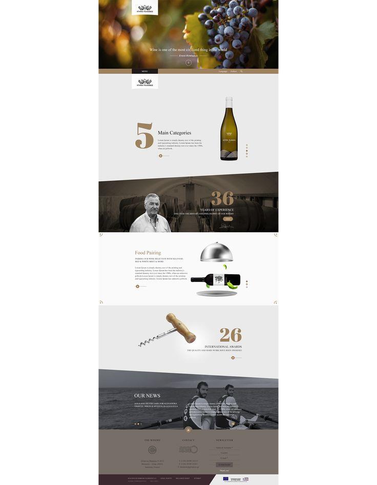 Lab21 Digital Studio | Domaine Glinavos Winery