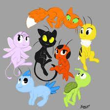 Znalezione obrazy dla zapytania miraculum biedronka i czarny kot