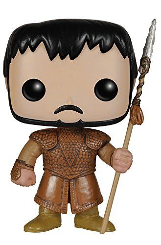 Amazon.com: Funko POP Game of Thrones: Oberyn Action Figure: Toys & Games