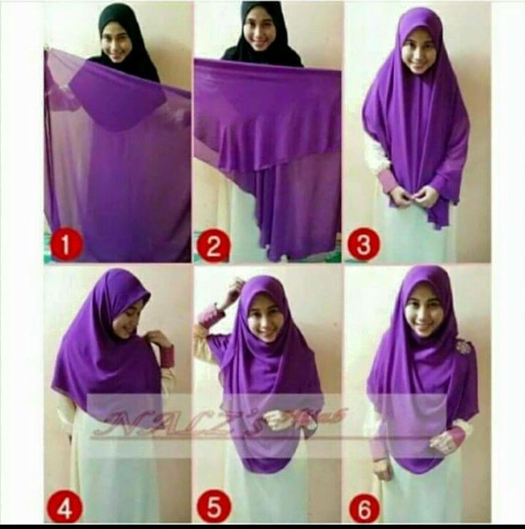 Hijab fashion 1