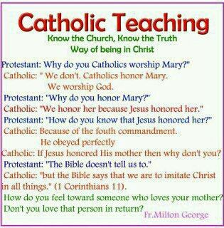 Why Catholic faith is so important to me