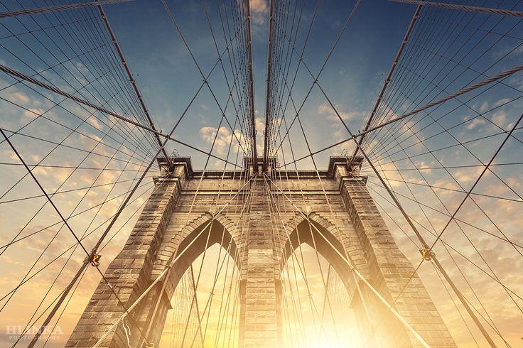 Brooklyn Bridge by Zsolt Hlinka on 500px