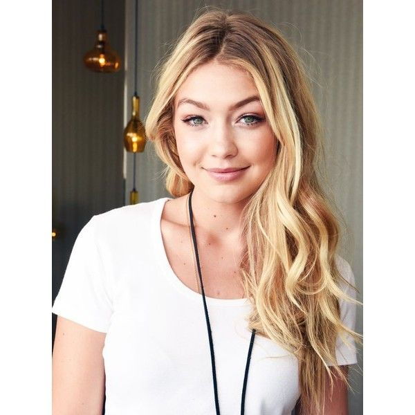Gigi Hadid Just Completely Shut Down Her Body-Shamers ❤ liked on Polyvore featuring tops