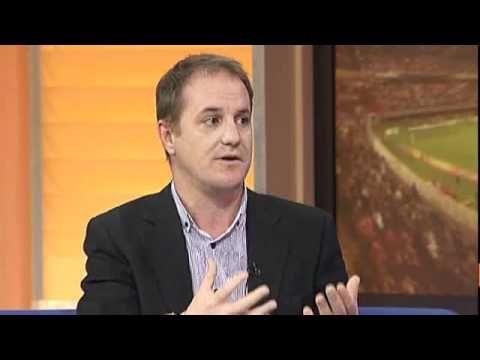 Ashley Church on TVNZ Breakfast (2011)