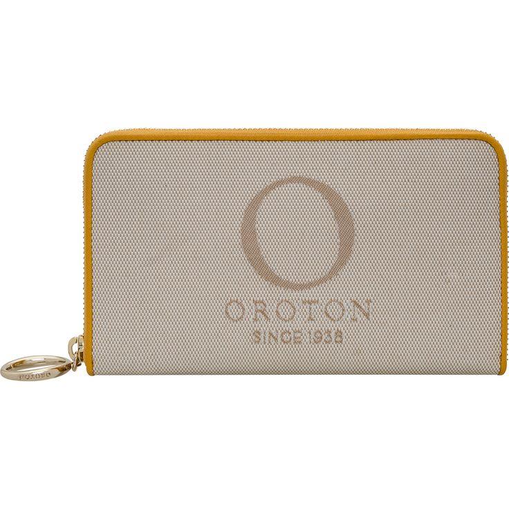 Explore Large Multi Pocket Zip Around Wallet | Oroton