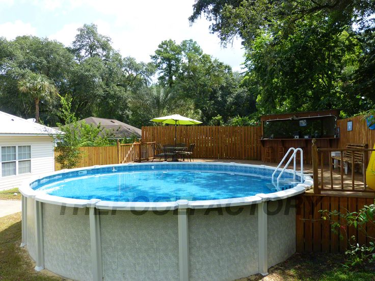 16 Best Images About Above Ground Saltwater Pools On Pinterest Warm Solar And We