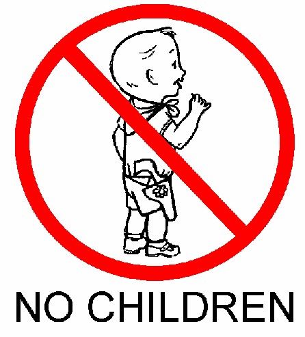 How to tell guest children are not invited to the wedding? You don't need to. Let them know child care will be available on site!