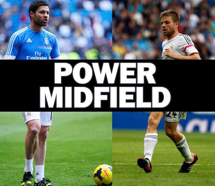 Xabi Alonso & Illara = Power Midfield. www.madridismo.org