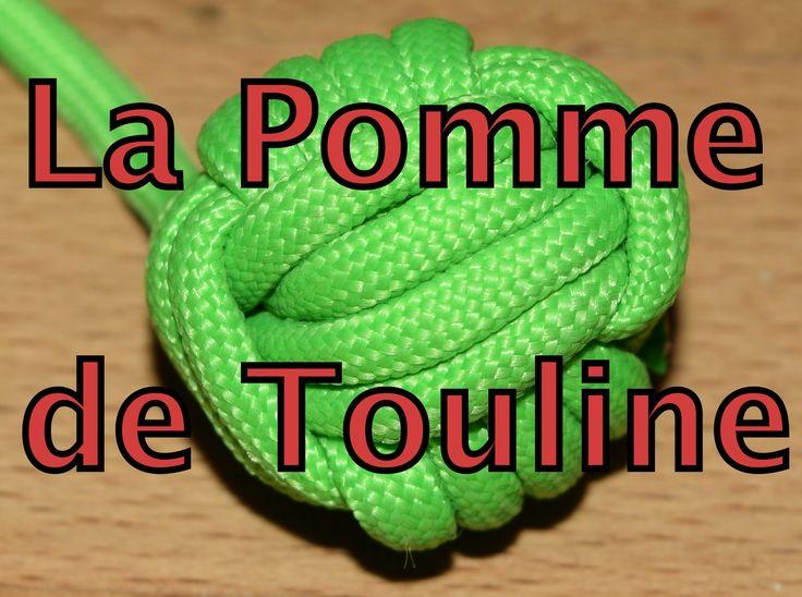 La Pomme Touline ou Monkey's Fist Ball - © Mrlxp ® (Fr)