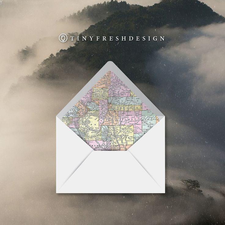 36 best Envelope ideas for Ali images on Pinterest Paper - sample envelope liner template
